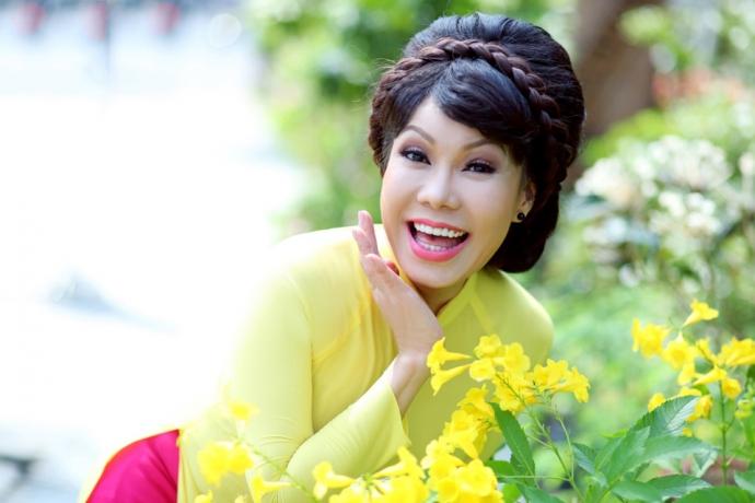 Chiều cao Việt Hương